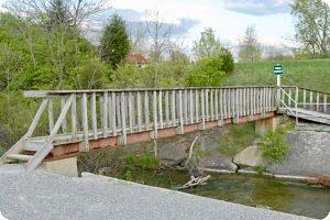 HVL Spillway Bridge