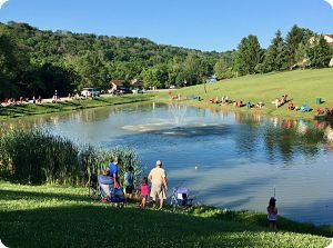 Kids' Fishing Derby 2017