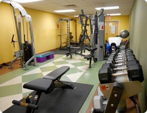 Fitness center u2013 hidden valley
