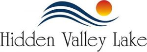 Hidden Valley Lake Indiana logo