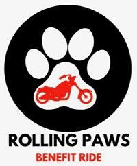 Rolling PAWS logo