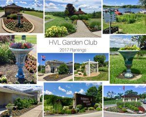 HVL Garden Club 2017 Plantings