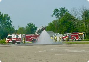 Hazardous Material Exercise